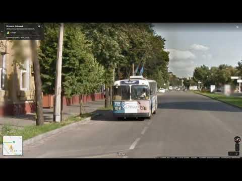 Путешествия на Диване - Город Запорожье