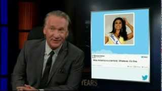 "Bill Maher New Rules on ""Hate Filled"" Twitter and other Social Media"