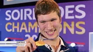 Portrait de Nathan Maillet - Champions d'Exception - Handisport TV