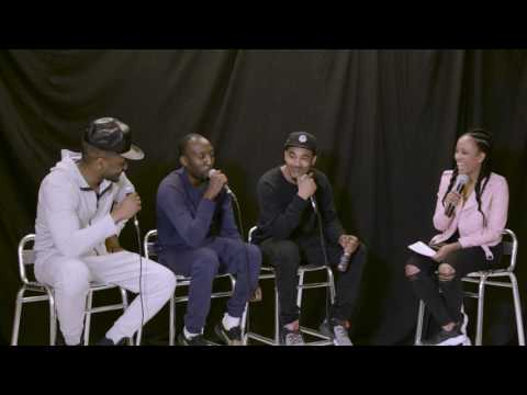 UEAwards The Talk Show: The Intent Cast and Crew Interview EP02