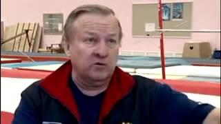 Сборная России гимнастике обучения
