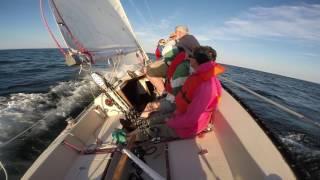 Wicked Salty Sailing Merit 25