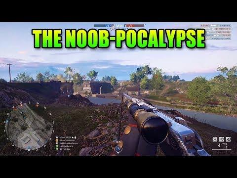 Battlefield 1 Newbie Overload