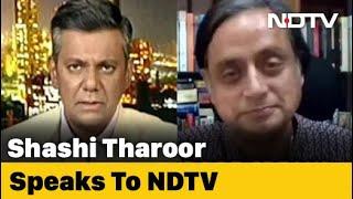 The Battle Of Belonging: Shashi Tharoor's New Book