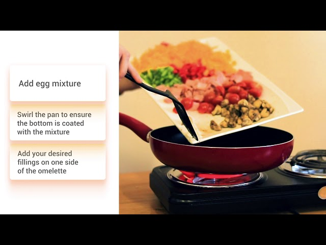 TopLay Basics | How to make an Omelette