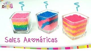 AROMATIC SALTS / SALES AROMÁTICAS DECORATIVAS Thumbnail