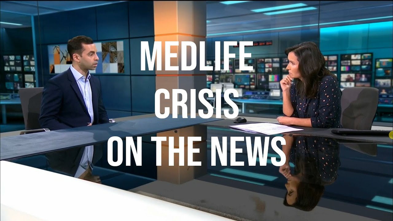 Rohin Francis appearing on ITV News | COVID-19