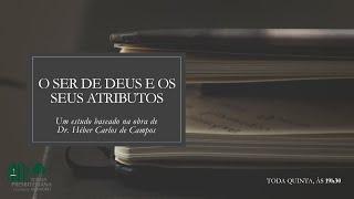 Capítulo 19 - A Santidade de Deus (Parte 2)