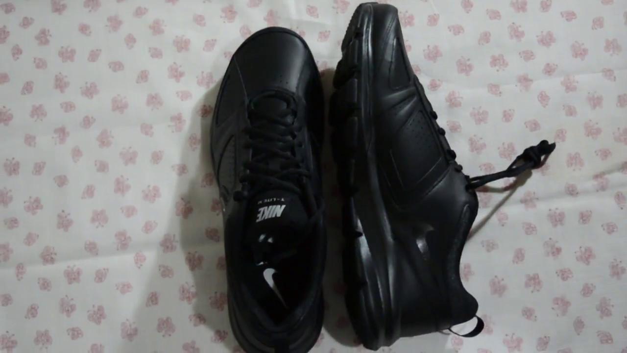 Распаковка Кроссовки Nike T-Lite Xi 616544-007 44.5 (12) 30 см из  Rozetka.com.ua
