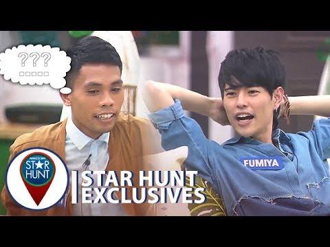 PBB OTSO Di magkaintindihan with Fumiya  Star Hunt Exclusives