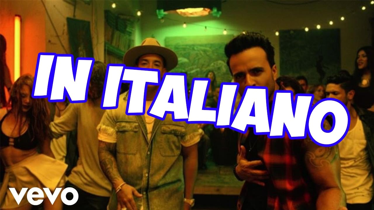 despacito in italiano da