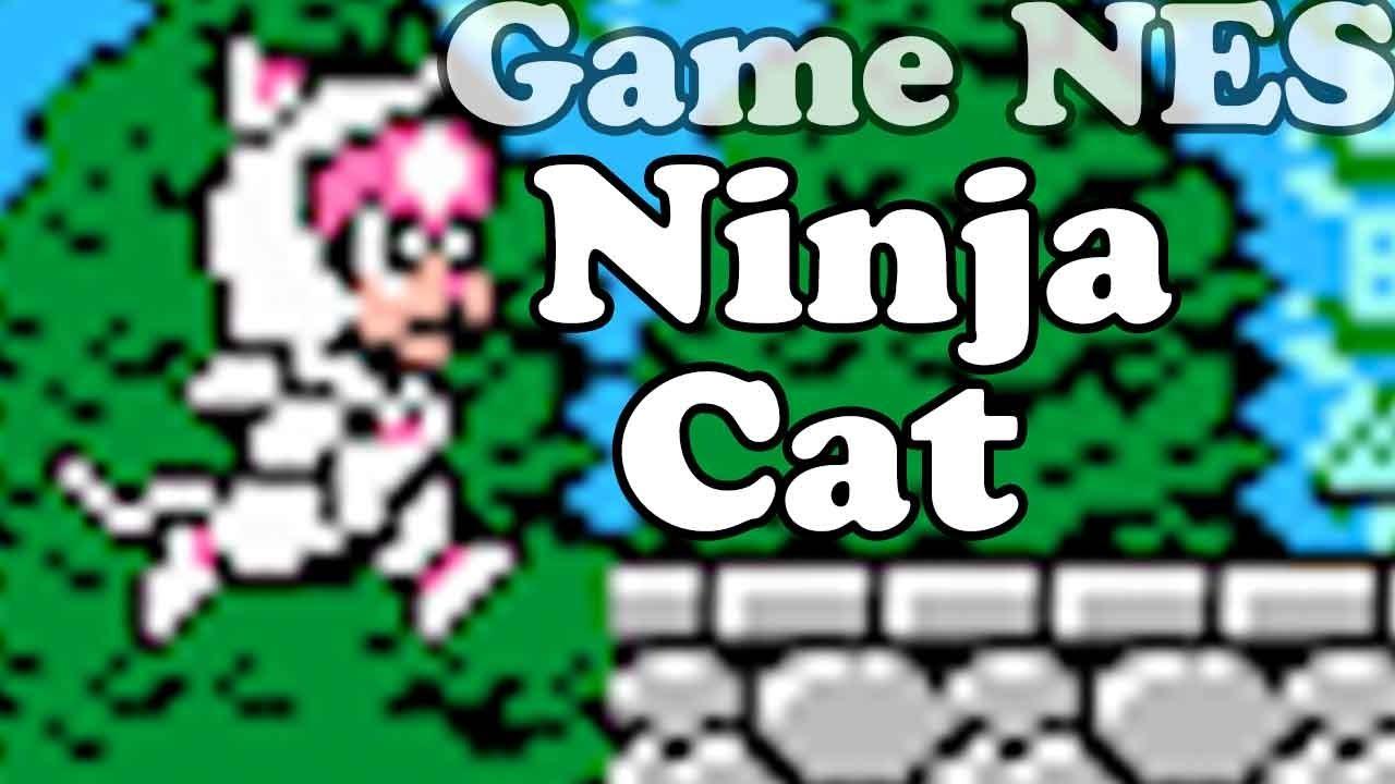 Ninja Cat (Kyatto Ninden Teyandee) – Nes Games – Điện tử 4 nút