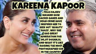 Kareena Kapoor interview with Rajeev Masand