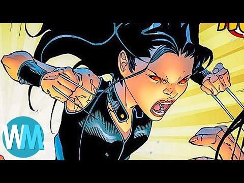X-23: Comic Book Origins