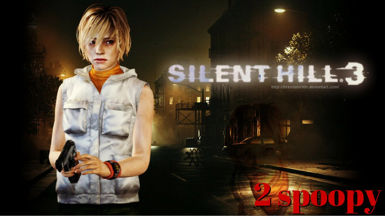 silent hill 3 phone wallpaper