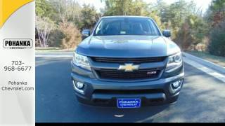 New 2017 Chevrolet Colorado Chantilly VA Washington-DC, MD #TH1161080 - SOLD