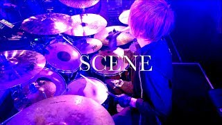 「SCENE」ドラム定点カメラ
