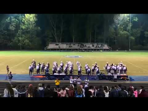 Springbrook High School Marching Band 2019 Homecoming Field Show