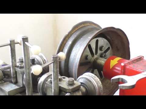 Бесплатная диагностика и ремонт дисков в сети шинных центров ™Твоя Шина