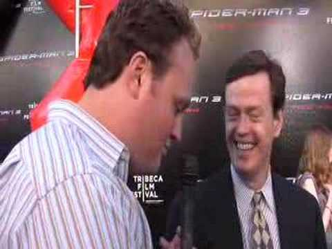Dr Curt Conners Spiderman 3 Dylan Baker with Brad Blanks