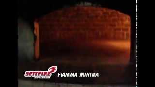 Bruciatore a gas SPITIFIRE fiamma Minima e Massima