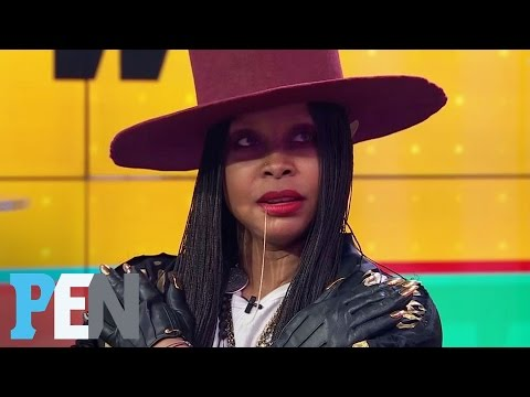 Erykah Badu Has A Very Interesting Funeral Planned For Herself | PEN | Entertainment Weekly