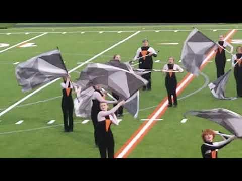 Roseburg High School Marching band 2018