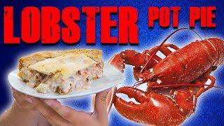 Lobster Pot Pie - Handle It