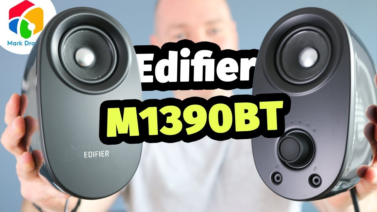 Edifier M1390BT Multimedia Speakers With Bluetooth