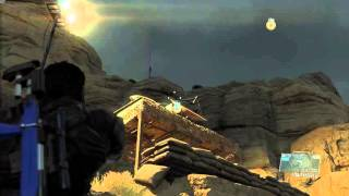 MGSV: The Water Pistol
