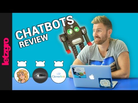 Crazy Chatbots Review: Mitsuku, Cleverbot, Jabberwacky. Part I