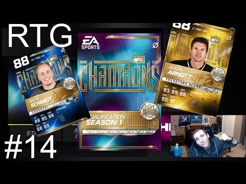 Hut Champs - NHL 21 Ultimate Team RTG EP 14