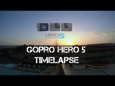 GoPro HERO5 - SUNRISE | Greece-Zakynthos-Tsilivi-Azure resort | TIMELAPSE