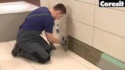 [Ceresit] Tiling the bathroom - Ceresit Professional Application Videos