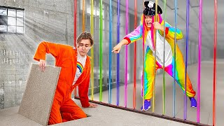 Escaping from the Rainbow Prison / Funny and Awkward Moments
