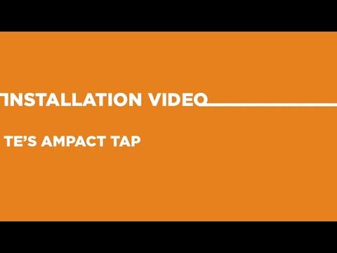TE's AMPACT Aluminum Tap Connector