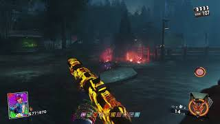 Call of Duty : Infinite Warfare Zombies Rave In The RedWoods Scene 107