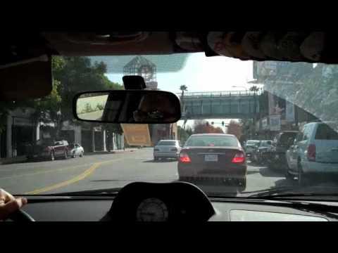 Quick Drive in LA
