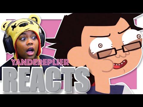 Yandereplier |  Gritty Sugar Reaction | Yandere Animation | AyChristene Reacts
