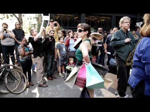 OWS | Hot girl & good sax