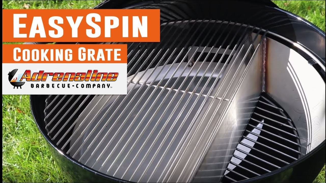 Easyspin Cooking Grate New Replacement Grill For Weber Kettle