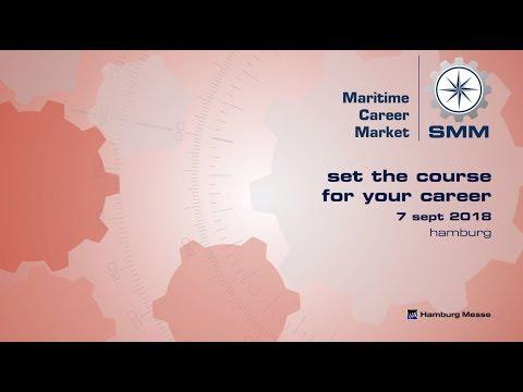 SMM 2018: Maritime Career Market Trailer