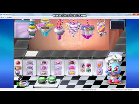 Игра Готовить еду в Кафе мороженое папы играть онлайн
