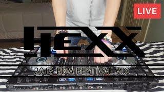 2018 EDM Festival Mix | Big Room | Electro House (DDJ-SX)