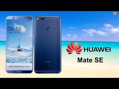 Huawei Mate SE Official Look, Introduction, Price, Specifications, Camera, Launch, Release Date