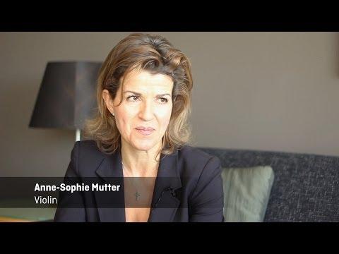 Anne-Sophie Mutter Returns To Sydney