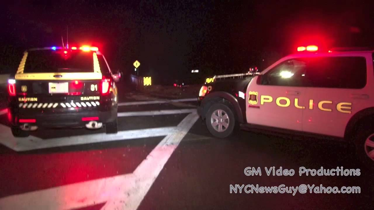 Raw Video - Fatal accident on Route 9 at Croton Point Avenue Croton On  Hudson