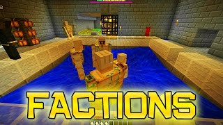 Minecraft: FACTIONS Ep. 6 - Learning About More Basic Faction Farms :)