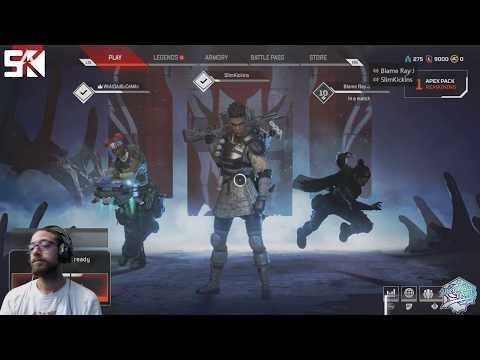Apex Legends with my wife and Hunter Call of the wild! | !discord | #letskickit