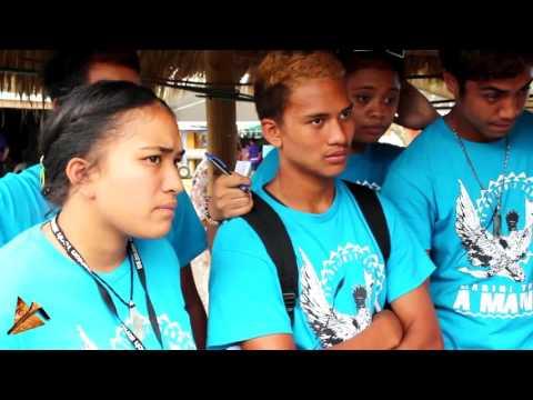 Cook Islands - LAGOON  D A Y